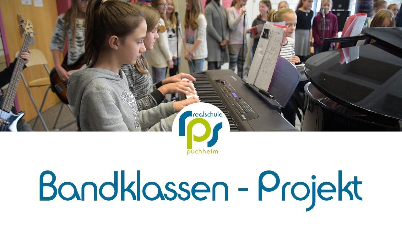 Bandklassen Realschule Puchheim
